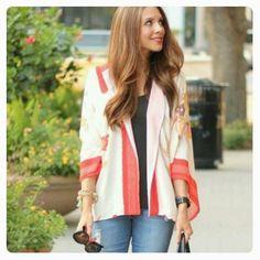 "Spotted while shopping on Poshmark: ""Kimono Top with Elbow Length Sleeves""! #poshmark #fashion #shopping #style #Tops"