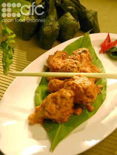 Best Wan! - Recipe for Chicken with Coconut Milk