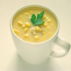 Old Fashioned Corn Chowder