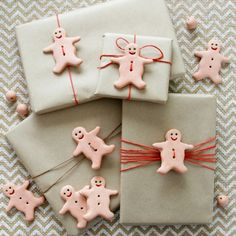 New Cost-Free air dry Clay crafts Ideas Creativity Unmasked: Naturally Scented Air Dry Clay Gingerbread Christmas Decorations Clay Christmas Decorations, Christmas Projects, Christmas Ornaments, Christmas Christmas, Decorating Ornaments, Diy Air Dry Clay, Diy Clay, Air Dry Clay Crafts, Hobbies For Girls