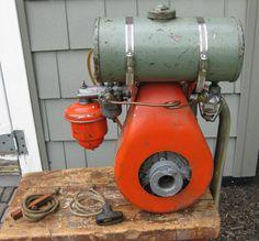 Vintage Gas Engine Lauson RSC 731 | eBay