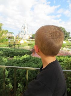 Magic Kingdom day 2: itinerary with young children