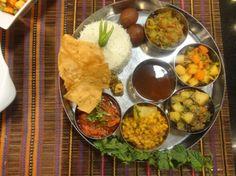 Vegetarian thali Recipe | Official Masala TV Main Course Recipes