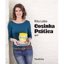 Cozinha Prática - Rita Lobo - Gnt - Livro Novo
