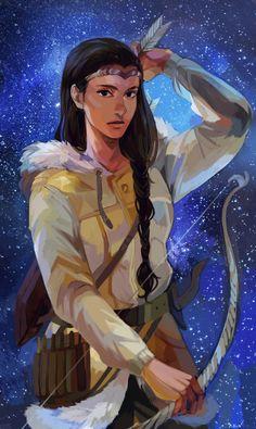 Viria's Zoe Nightshade Percy Jackson and the Olympians