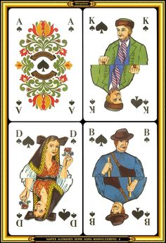 Playing cards - Colección de naipes