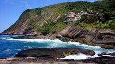 As 6 praias mais bonitas do Rio de Janeiro-Praia de Itacoatiara - Niterói