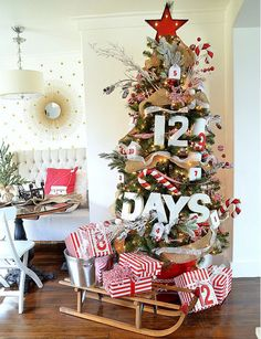 What Your Favorite Christmas Song Says About Your Holiday Decorating Style  - HouseBeautiful.com