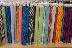 Hancocks Of Paducah hosts over 30,000 quilters from around the world during Quilt Week.  This is a gallery of our quilt kits that we hang during this week long festival celebrating the art of quilting.