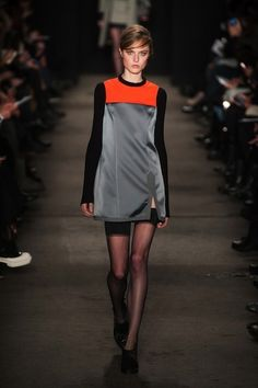 The material! And so mod-- <3 Rag & Bone f/w 13