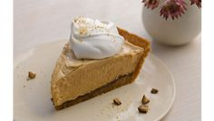 REESE'S Peanut Butter & HERSHEY'S KISSES Pie