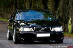 black volvo custom works done on it Volvo 850, Volvo Cars, Cars And Motorcycles, Vintage Cars, Scandinavian, Automobile, Vehicles, Tanks, Wheels