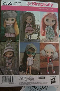 finally a Blythe pattern at local stores!