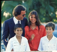 Isabel Preysler and Julio Iglesias | ... julio iglesias photos enrique iglesias isabel preysler julio julio