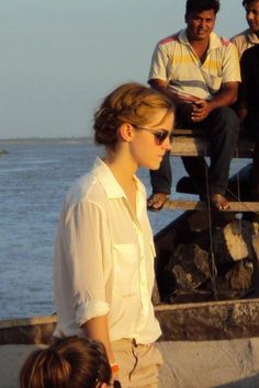 Emma Watson was in Bangladesh to promote People Tree.