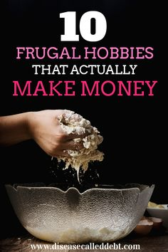 Here are 10 frugal hobbies that are not only fun and enjoyable, they could also lead to you making a tidy income too! Read more. that make money 10 Frugal Hobbies That Will Actually Make Money Hobbies That Make Money, Ways To Save Money, Make Money From Home, Money Tips, Money Saving Tips, How To Make Money, Things To Sell, Fun Hobbies, Unusual Hobbies