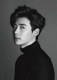 [MAGAZINE] Lee Jong Suk for Céci Magazine