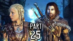 Middle Earth Shadow of Mordor Walkthrough Gameplay Part 25 - The Cure (PS4)