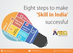 There has been lot of discussion on 'make in India', as well as 'skill development and entrepreneurship'. In fact they both go hand in hand, as the later is key to the success of the former. http://lnkd.in/bYURdu4 Mail your query to info@avteg.org or visit www.avteg.org. You could also call on 0124-4037901/902/903