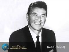 "Ronald Reagan Speaks Out On Socialized Medicine - Audio ~ Uploaded on Jul 23, 2009 ~ Ronald Reagan speaks out on Socialized Medicine, circa 1961. Audio file. For more information on the ongoing works of President Reagan's Foundation, visit us at http://www.reaganfoundation.org ~ ***Pres. Reagan talks about what is ""Happening"" to Americans Now... thanks to ""Obamacare""!!!"