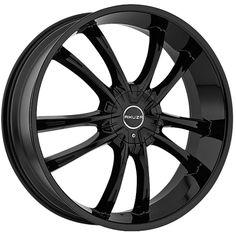 Akuza Shadow Wheels