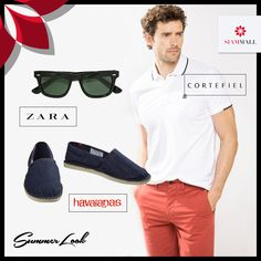 Elegance is measured by the #shoes you wear. Get inspired by this #look and dazzle with your #style! #CCSiamMall #Tenerife #Menswear