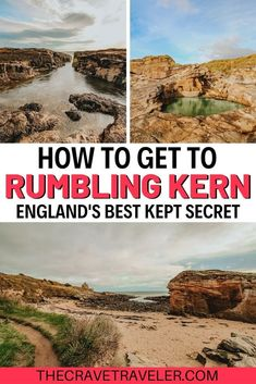 England Beaches, Places In England, Visit York, Places To Travel, Places To Visit, Northumberland England, Northern England, Hidden Beach, Rock Pools