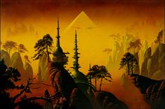Roger Dean »Galerie