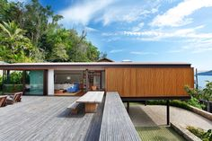 CAA Residence: A Summer Home Expansion  See more: http://bit.ly/15xnSBN