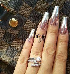 DISEÑOS DE UÑAS 2017: La decoracion de uñas para este año. Modelos de uñas y las imagenes de uñas decoradas de 2017 que están de moda y son tendencia
