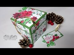 Helen Griffin is a Paper Arts Educator & Designer based in the south east of England. She is also a member of Papercraft Magazines Design Team & The Pootles ...