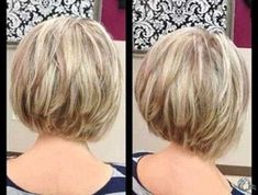 super hot short stacked bob hairstyles for women hairstyle tips short stacked layered bob hairstyles Bob Inverted) Inverted Bob Haircuts, Bob Hairstyles For Thick, Pretty Hairstyles, Hairstyles 2016, Medium Hairstyles, Layered Hairstyles, Pixie Haircuts, Celebrity Hairstyles, Hairstyle Ideas