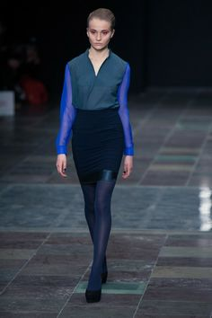 print  email  LOOK8  FALL 2013 READY-TO-WEAR  R II S