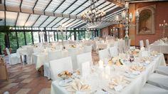 Hochzeitslocation am Starnberger See: Hotel La Villa/ Orangerie