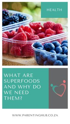 """The term """"superfood"""" is relatively new, but it has become extremely popular. """"Superfoods"""" refer to foods that have exceptionally high nutritional value in the form of vitamins and minerals, and minimal calories. They are also known for being packed with antioxidants."""