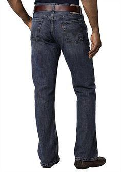Levi's® Red Tab® 527™ Slim Bootcut Jeans love those , my favs Indie  blue or highway