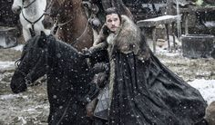 Game of Thrones Episode 7.02 Photos: Stormborn