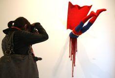 """""""Broken Heroes"""" Exhibition"""