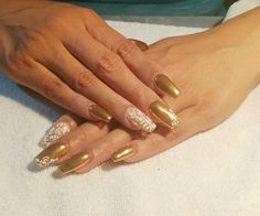 Nails bronce!