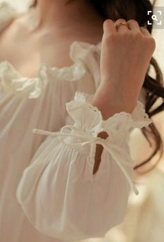 It's all in those feminine little details....