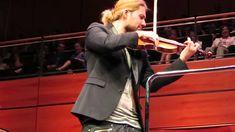 David Garrett - Caprice Nr. 24 - Paganini - Lübeck 25.05.14