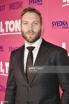 Jai Courtney attends the Los Angeles Premiere Of 'I, Tonya' - Arrivals on December 5, 2017 in Hollywood, California.