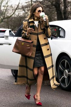 Trendy Fall and Winter Outfits Lookbook 2018 #Fall #Autumn #Winter #Jesien #Zima #Outfits #Lookbook 2018