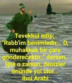 """""""Ve ben herşeyimi Rabbime bıraktım! Allah Islam, Sufi, Meaningful Words, Quotes About God, Book Quotes, Cool Words, Karma, Affirmations, Books To Read"""