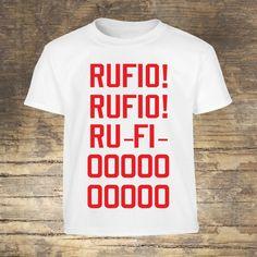 Rufio White Shirt