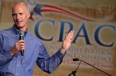 Florida Gov. Rick Scott, GOP purging voter rolls in time for November election
