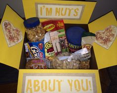 I'm Nuts About You by PersonalParcels on Etsy