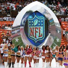 NFL Cheerleader Audition Tips