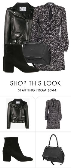 """""""Untitled #3915"""" by beatrizvilar on Polyvore featuring Acne Studios, Zimmermann, Strategia and Givenchy"""