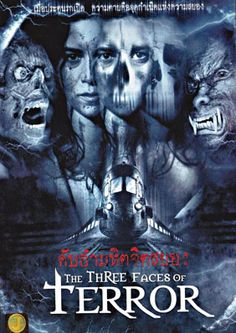 3 Faces of Terror Horror Movie - Watch free on Viewster.com  #movie #movies #horror #scary